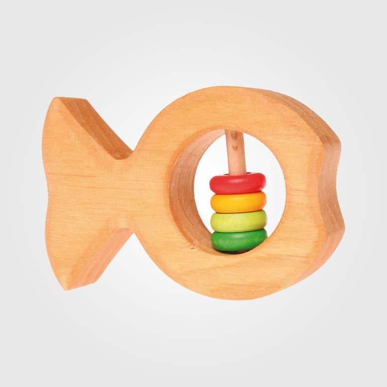 Rassel Fisch