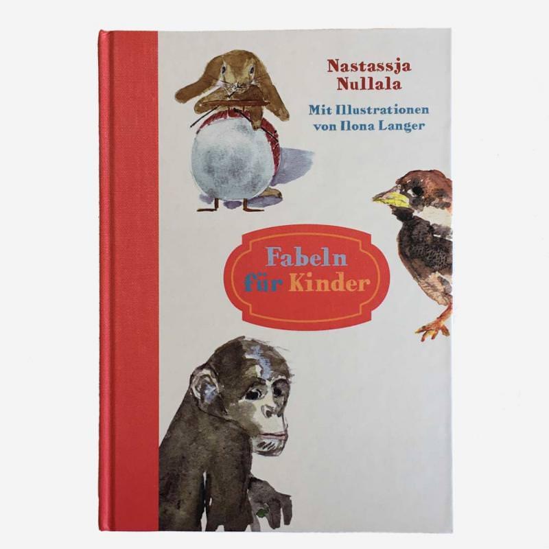 Buch Fabeln für Kinder