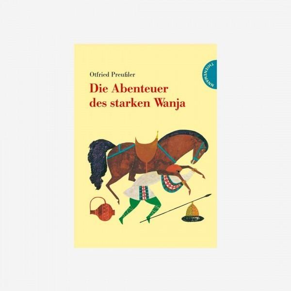 Buch Die Abenteuer des starken Wanja