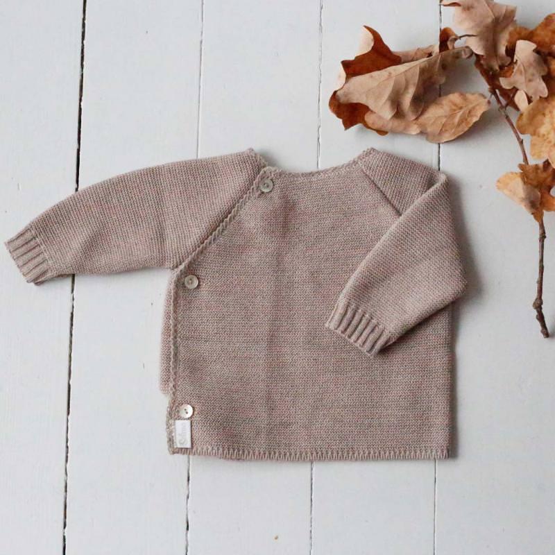Schlüttli Babyjacke Wolle