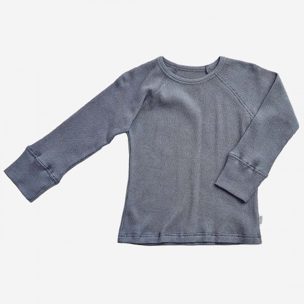 Shirt Waffelmuster