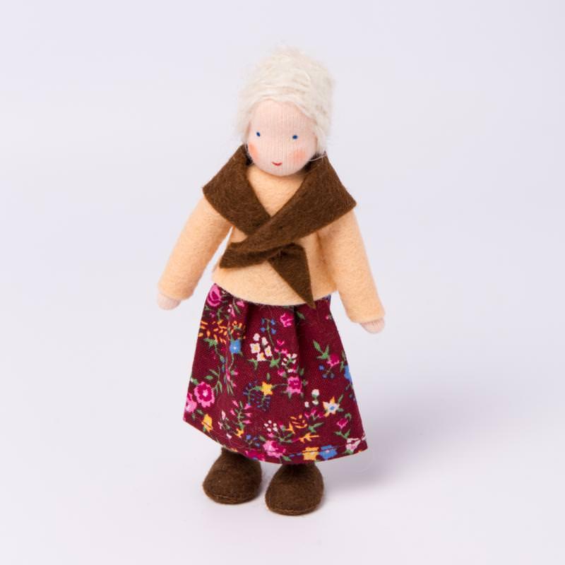 Puppenstuben Oma