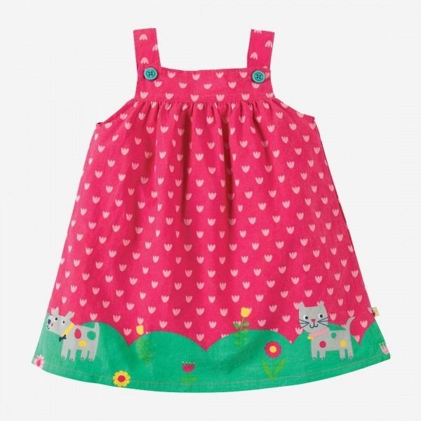 Kittel-Kleid