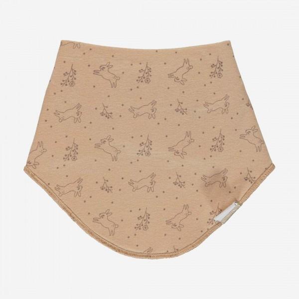 Dreieckstuch ASPÈRULE et Motif indian tan