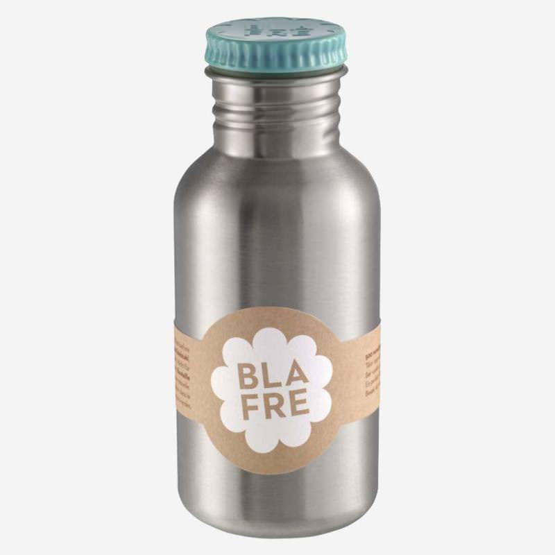 Blafre Trinkflasche 500 ml hellblau