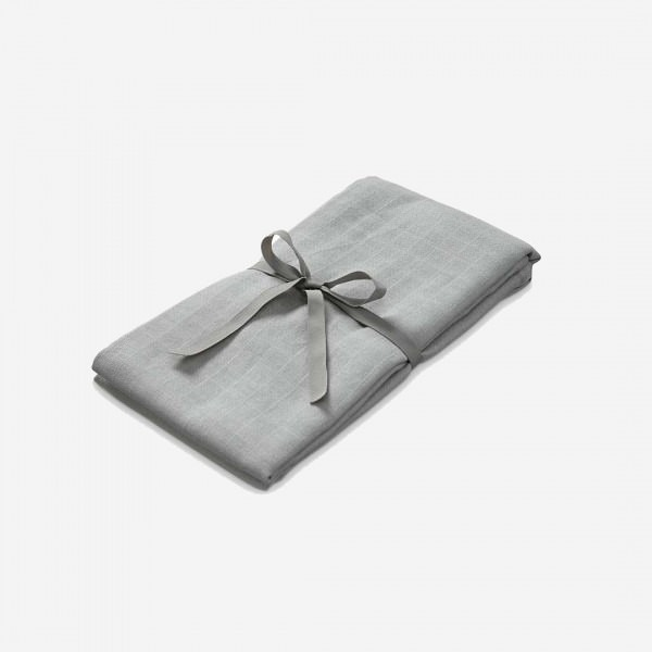Swaddle Musselin Tuch groß grey