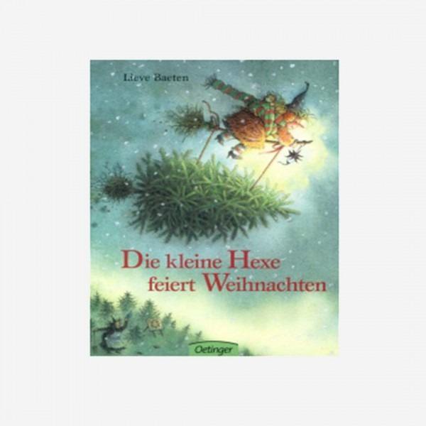 Pappbuch Die kleine Hexe feiert Weihnachten