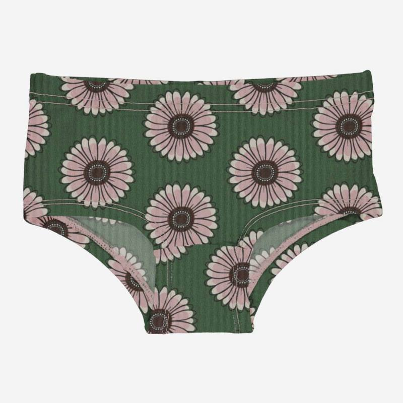 Hipster Unterhose Blumen