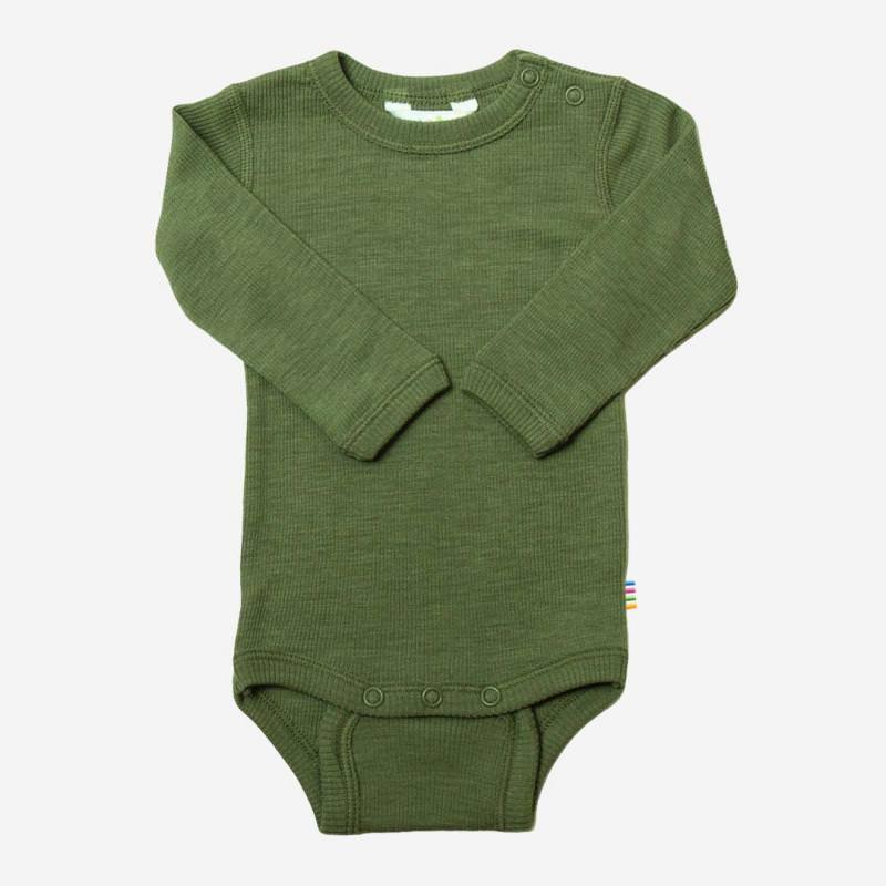 Baby Body von Joha aus Wolle/Seide in salbei