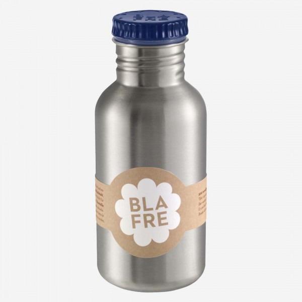 Blafre Trinkflasche 500 ml dunkelblau