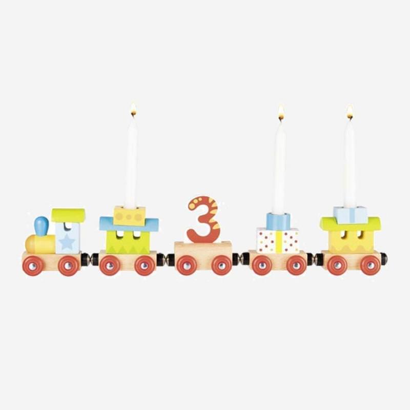 Geburtstagszug Lok