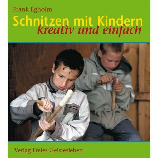 Buch Schnitzen mit Kindern