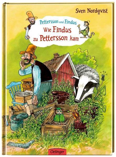 Buch Wie Findus zu Pettersson kam