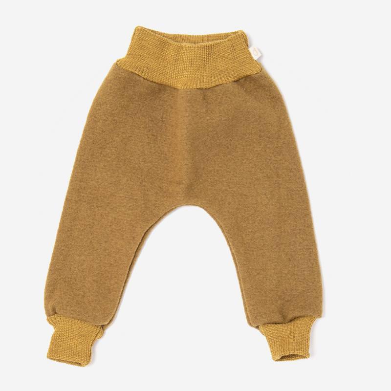 Baby Walk-Pumphose von Disana in gold