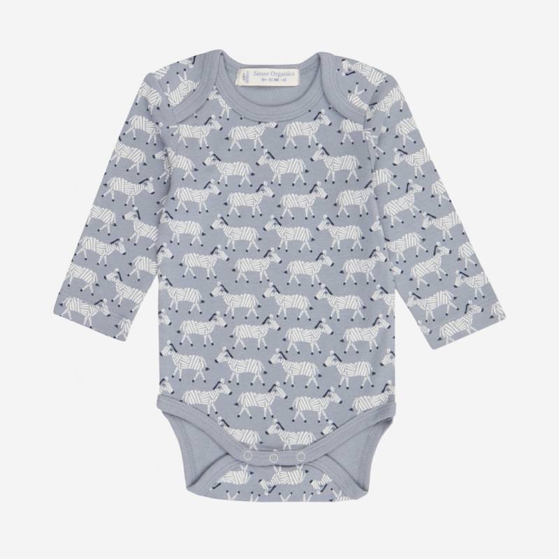 Baby Body YVON RETRO zebra
