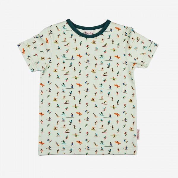 T-Shirt kleine Surfer