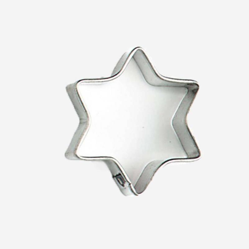 Kleiner Ausstecher Stern