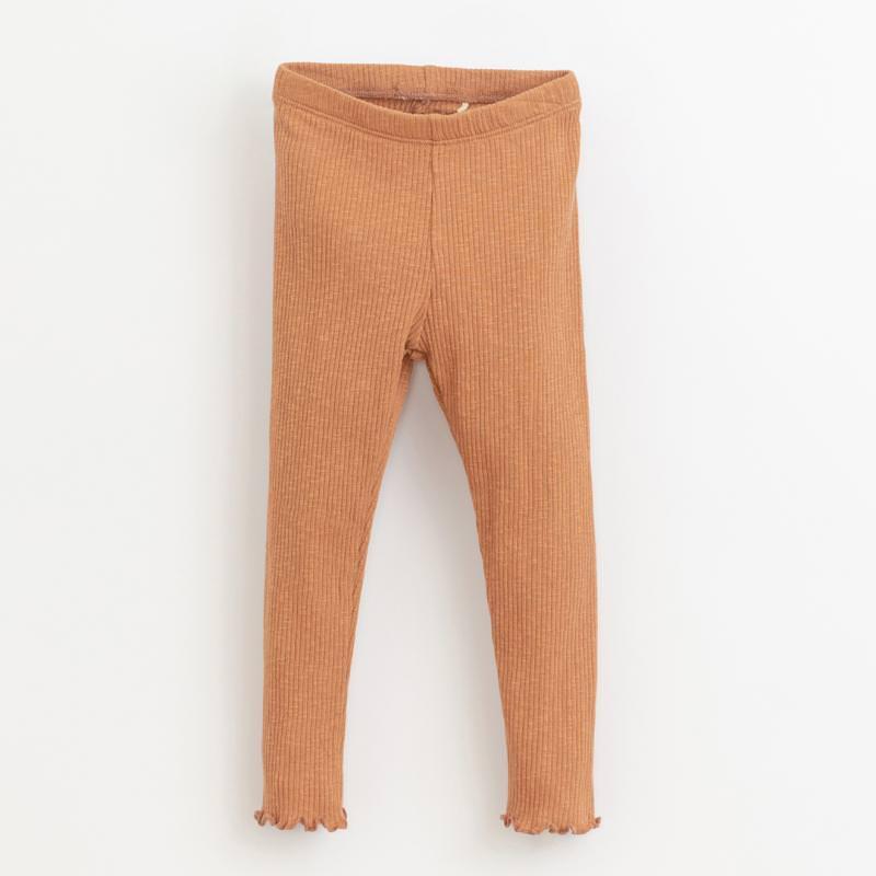 Leggings Jersey Ripp raquel orange