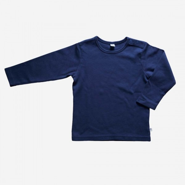 Shirt Baumwolle navy