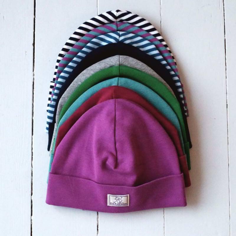 Mütze Schlupper Baumwolle