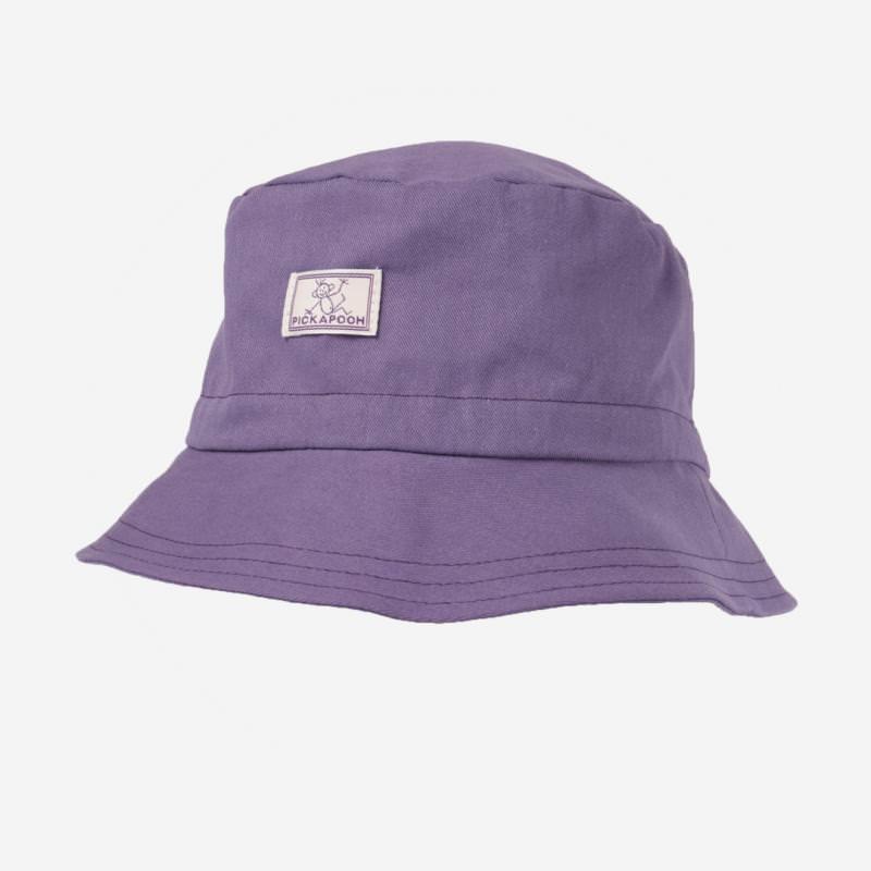 Sonnenhut Fischerhut UV-80 lila