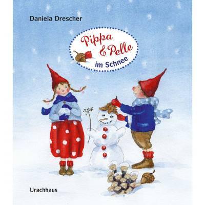 Pippa & Pelle im Schnee
