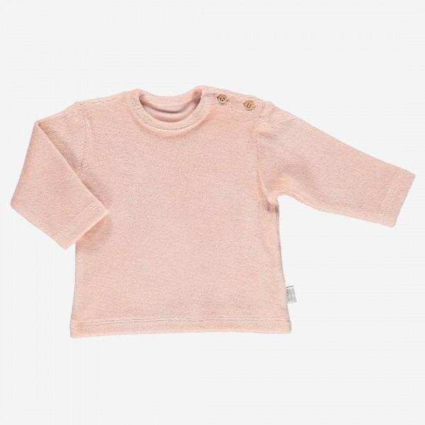 Frottee Shirt ESTRAGON evening sand