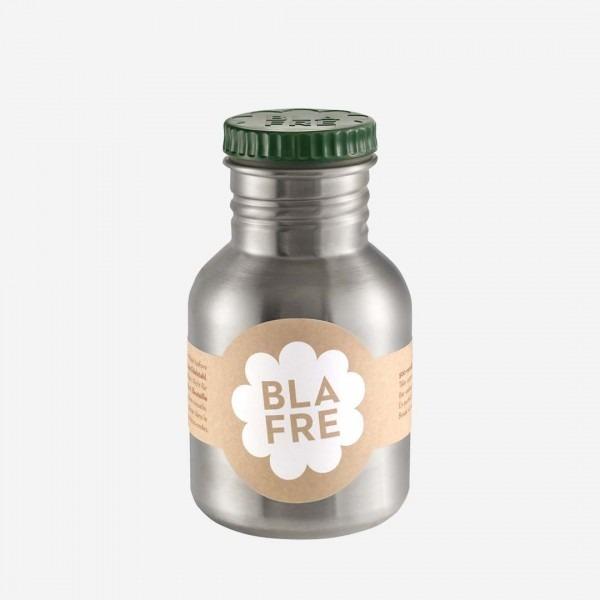Blafre Trinkflasche 300 ml dunkelgrün