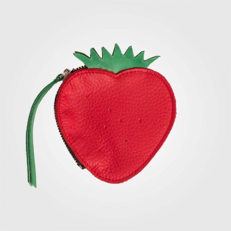 Portemonnaie Erdbeere