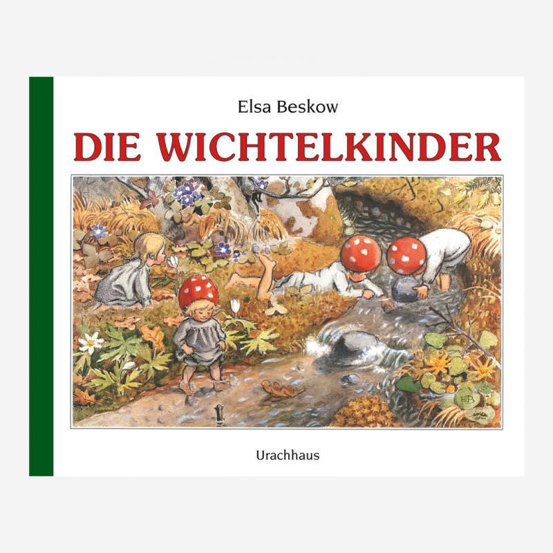 Buch Urachhaus Verlag Elsa Beskow Die Wichtelkinder ISBN 978-3-8251-7435-4