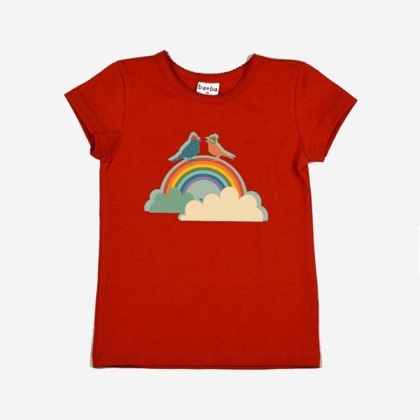 T-Shirt Vogelhochzeit
