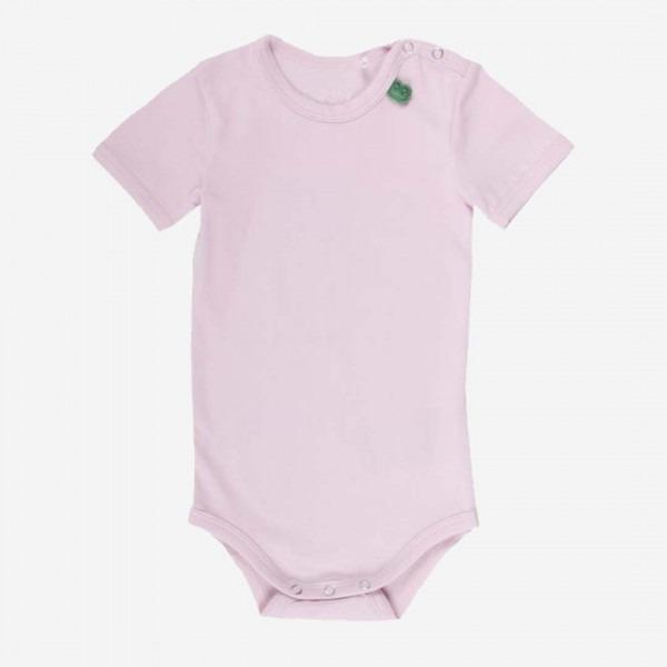 Body kurzarm rosa
