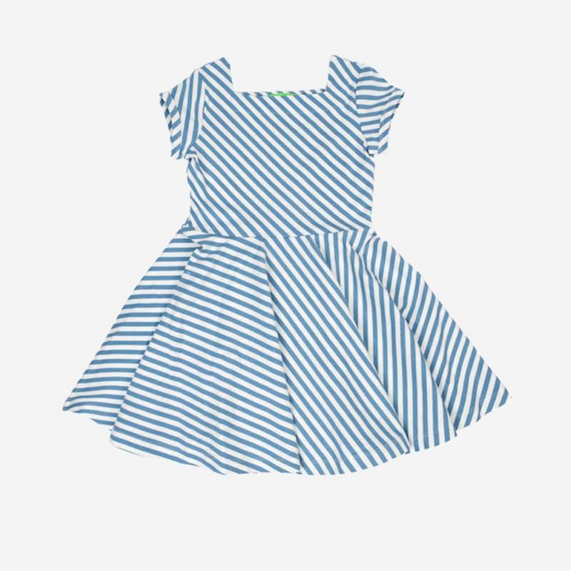 Kleid Kiki gestreift