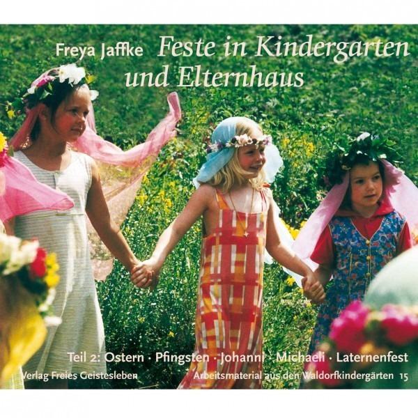 Buch Feste im Kindergarten und Elternhaus Teil 2