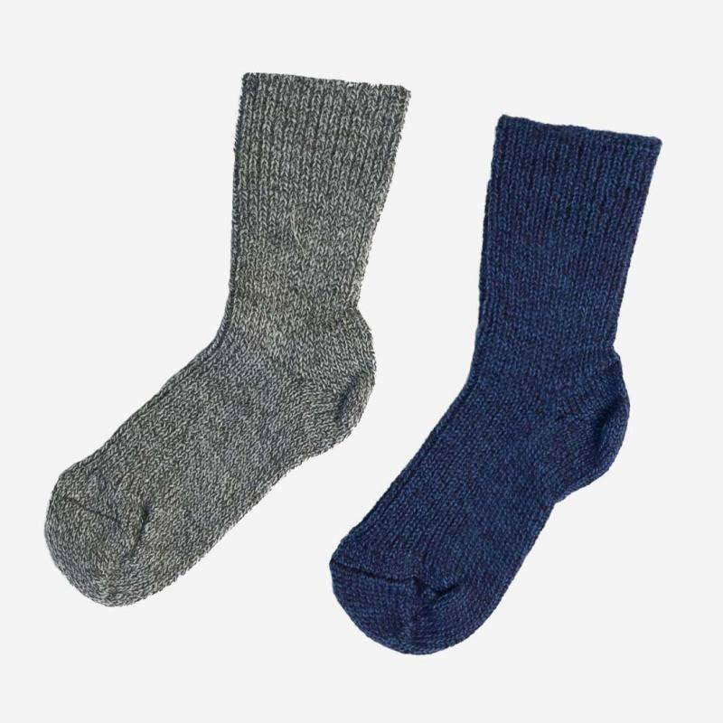 Socke Wolle