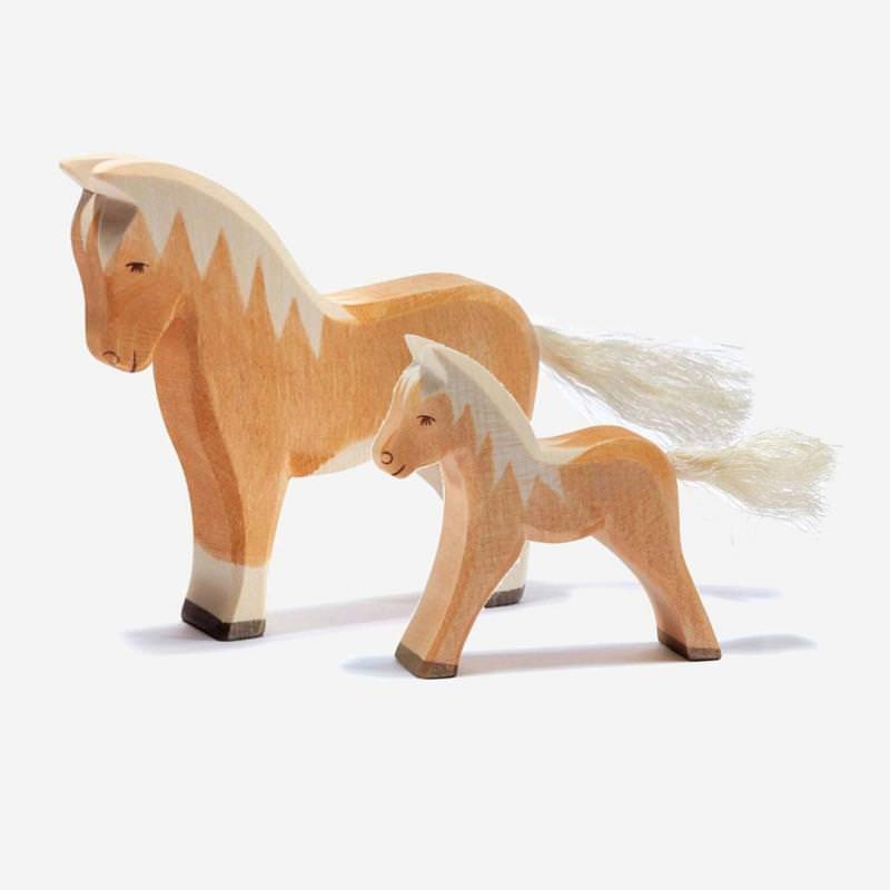 Pferd Haflinger