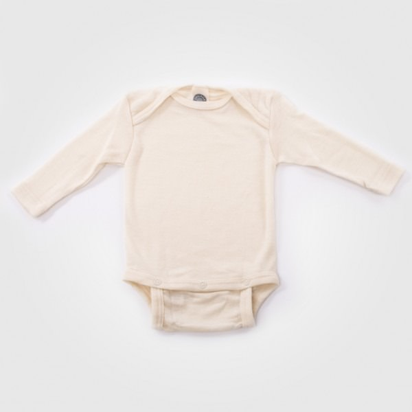 Body natur Wolle/Seide