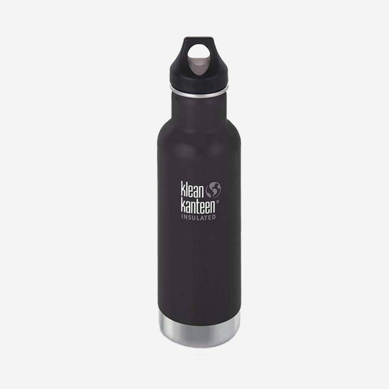 Trinkflasche Classic Vacuum Insulated Black