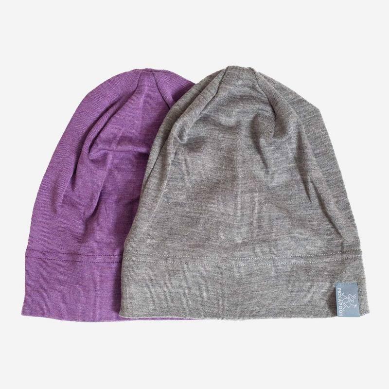 Mütze Rap Wolle/Seide