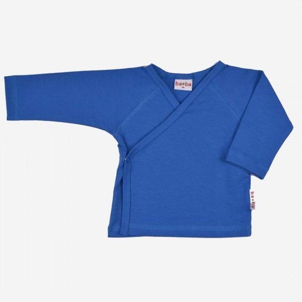 Wickelshirt blau