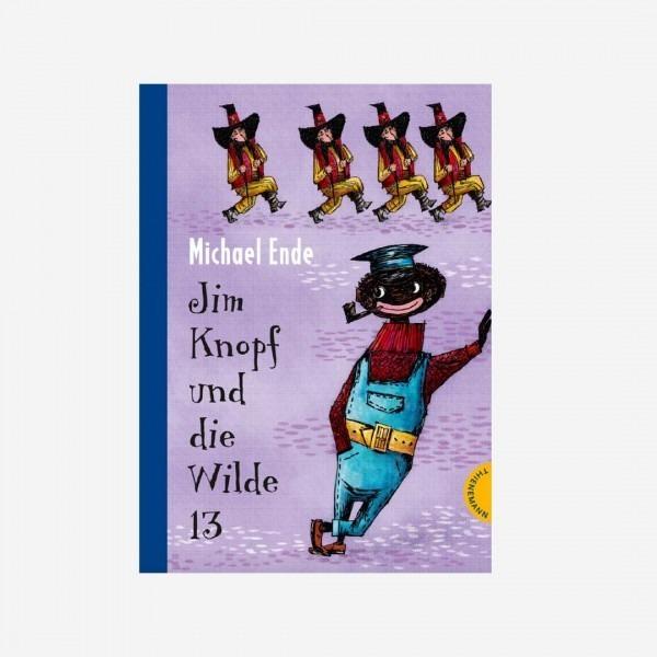 Buch Jim Knopf und die Wilde 13