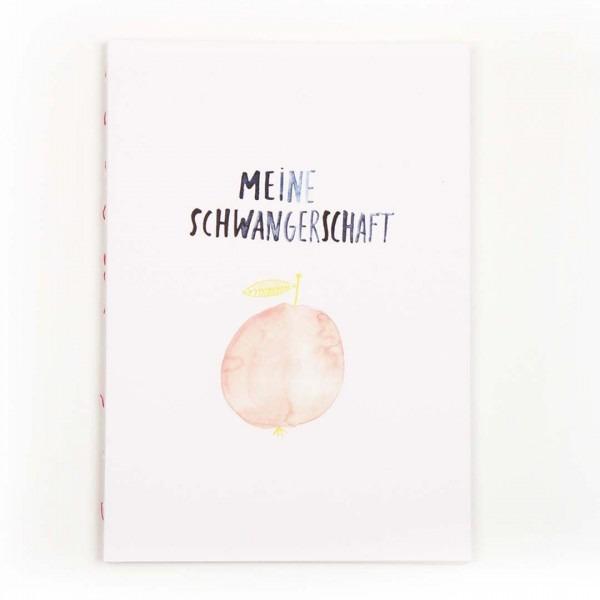 Buch Meine Schwangerschaft