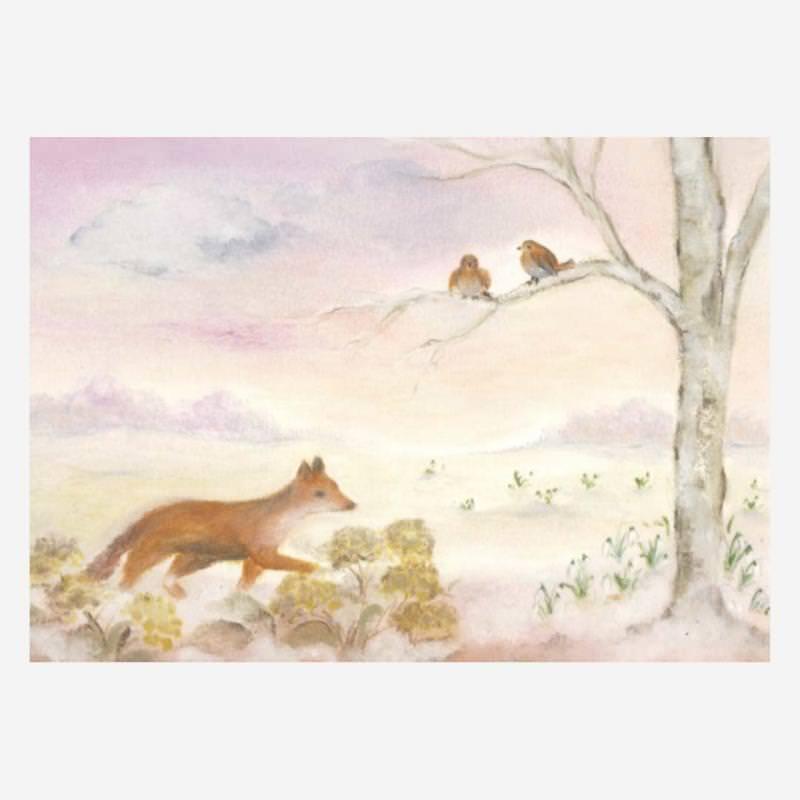 Der Fuchs (Baukje)