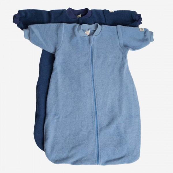 Schlafsack Wollfrottee-Plüsch