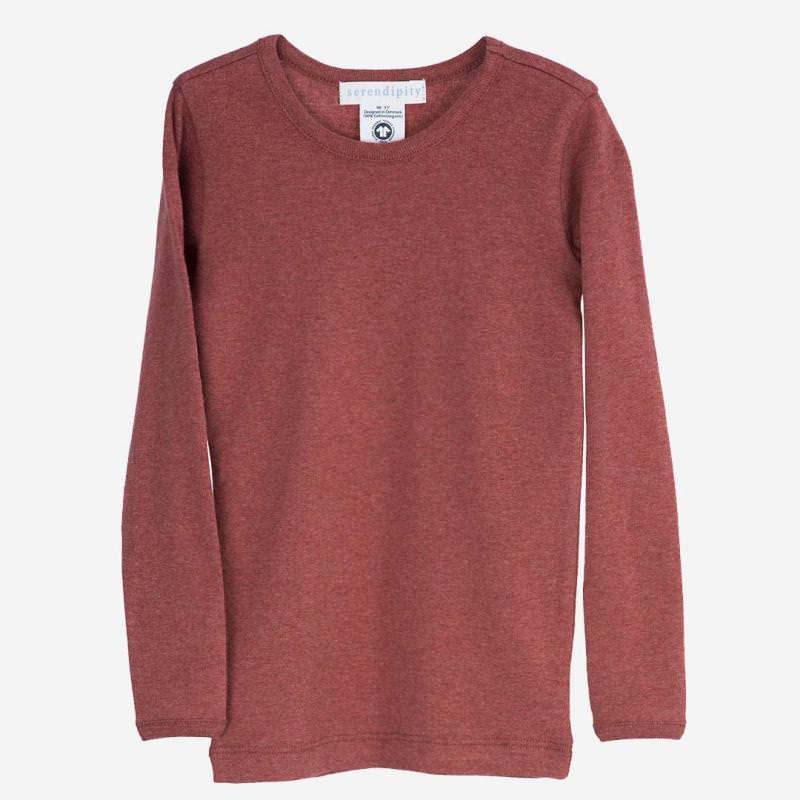 Slim Shirt cayenne