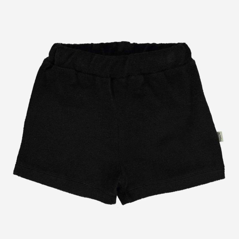 Frottee Shorts OILLET pirate black
