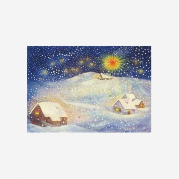 Adventskalender klein Winter