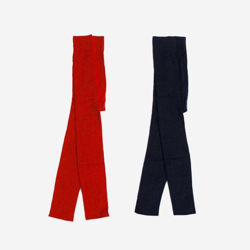 Leggings Wolle/Baumwolle