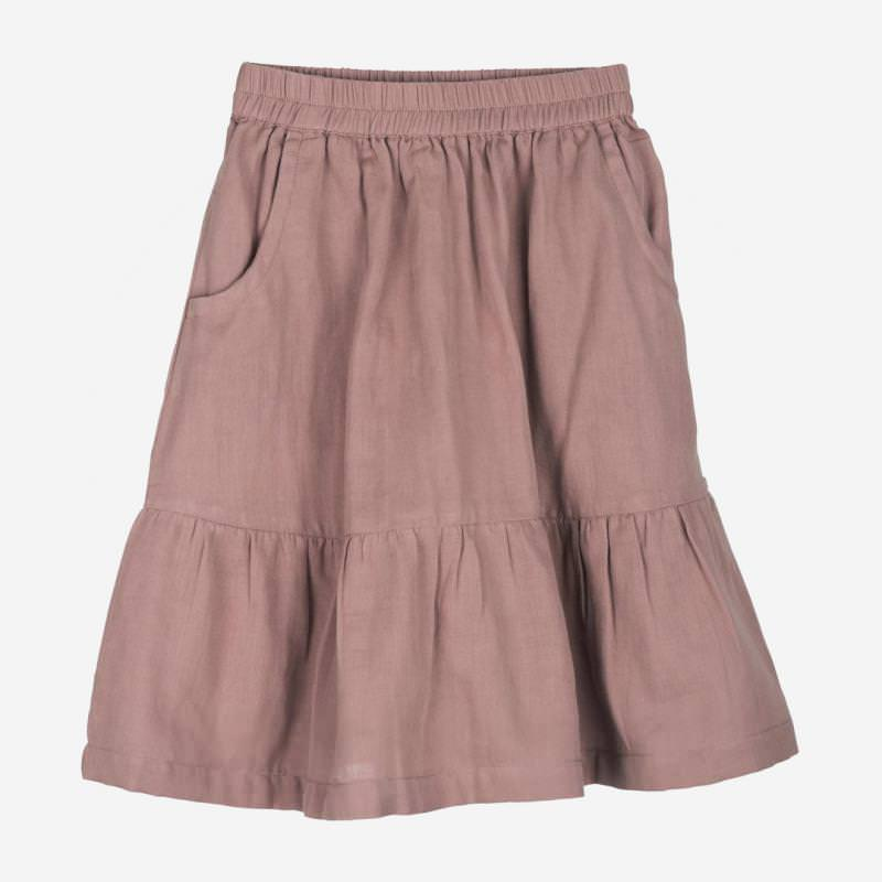 Gauze Skirt heather
