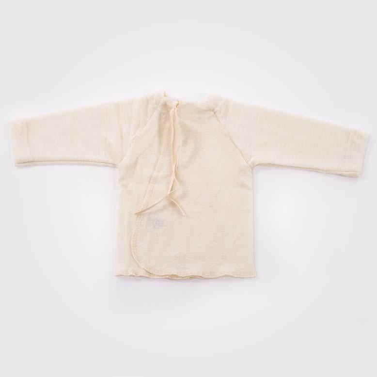 Flügelhemdchen Wolle/Seide
